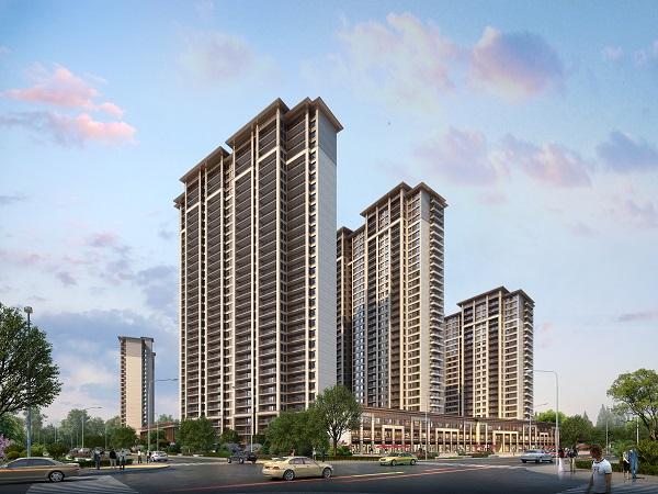 0522--建业阳滨河珑府--沿街透视-东南角